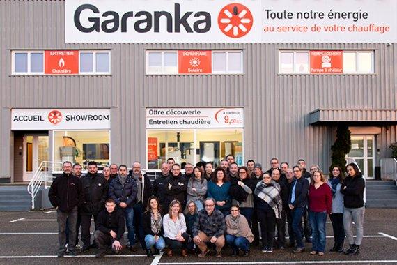 Equipe Garanka Evreux