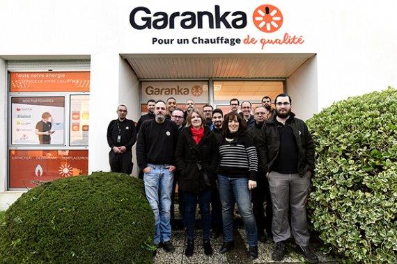 Equipe Garanka La Rochelle