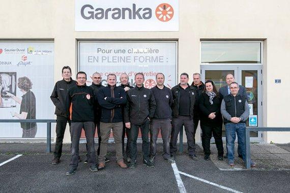 Equipe Garanka Poitiers