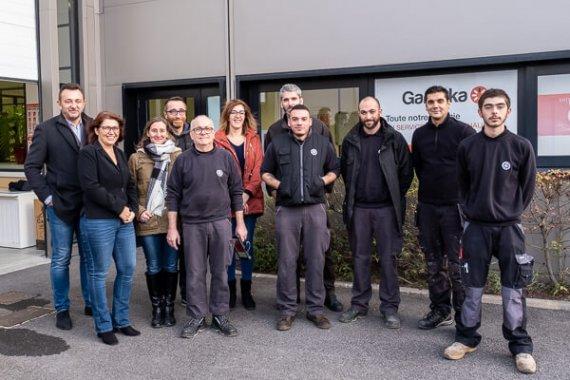 Equipe Garanka Toulouse
