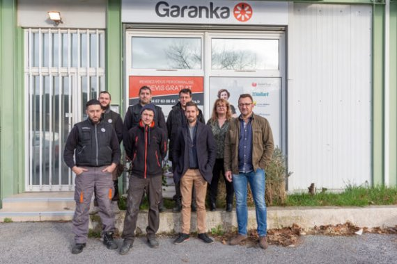 Equipe Garanka Montpellier