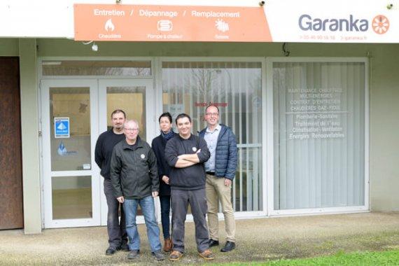 Equipe Garanka Saintes