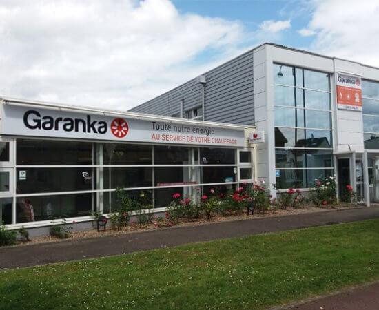 Agence de Garanka Rouen