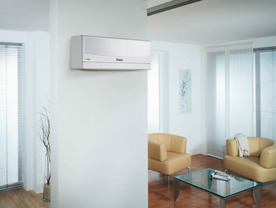 Climatisateur split (mono ou multi) dans salon