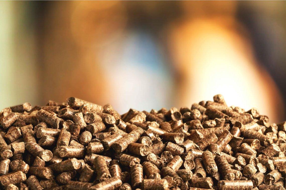 pellets et granulés bois