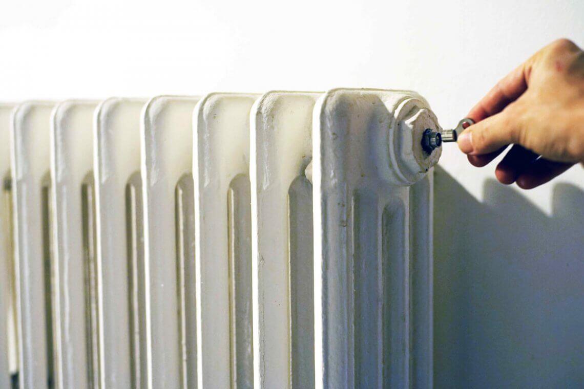 Purge air radiateur