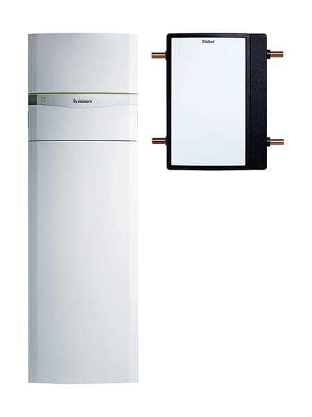 Pompe à chaleur Vaillant – flexoCOMPACT exclusive 5 kW