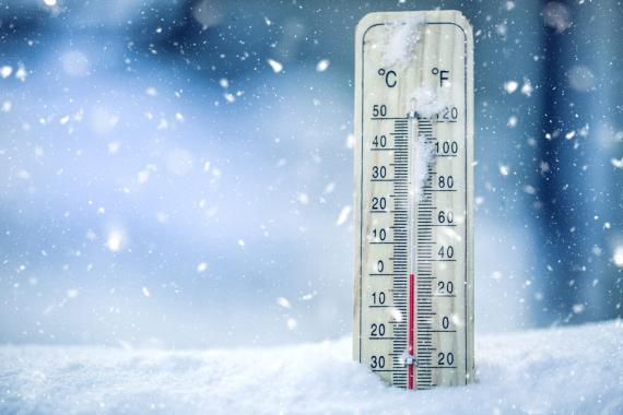 thermomètre température fraiche