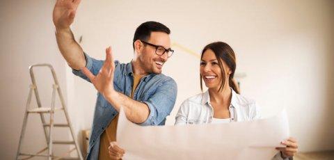 couple choisir emplacement climatisation reversible maison