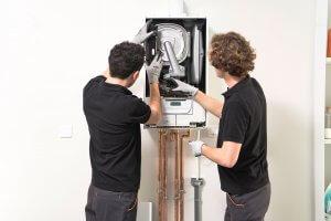 composants chaudière gaz condensation