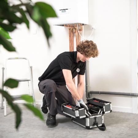 entretien dépannage chaudière gaz condensation
