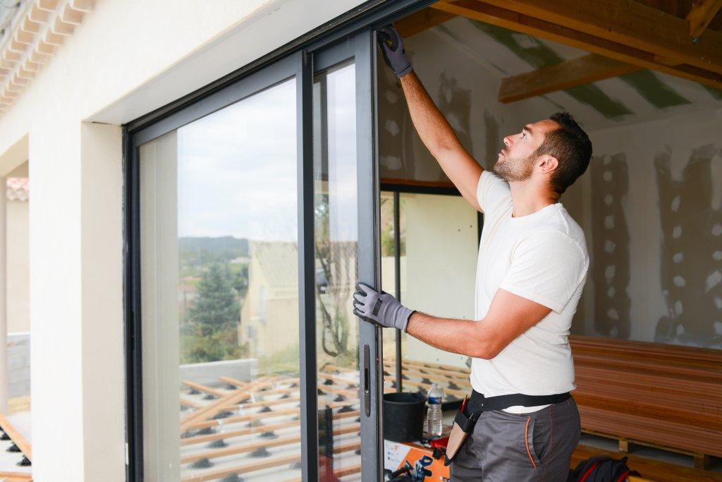 Chantier renovation energetique logement