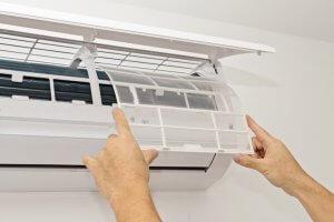 travaux installation climatisation