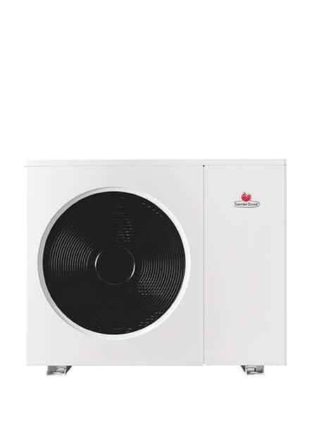 Pompe à chaleur Saunier Duval GeniaAir 5 0010028487 Garanka