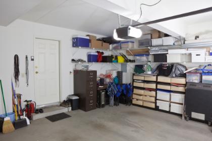 garage aménagé